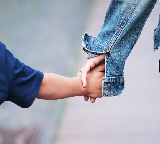 Trust Mother And Son Mum Bonding Day Human Hand Love Low Section Men Mum And Son Outdoors People Real People Son Togetherness Two People Women