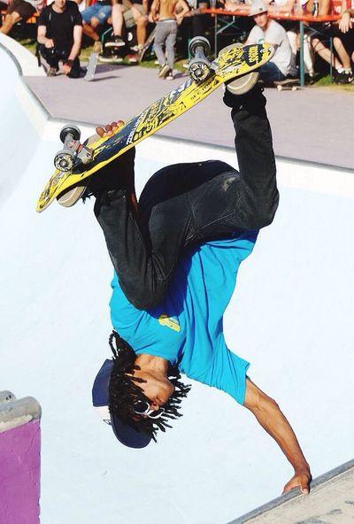 Best moment at Belfort for The conteste skateboard ! Sector9 Skateboards Monster Energy Mantisunited Billabong Belfort