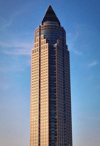 Architecture Skyscraper Tall - High Modern Built Structure Building Exterior Low Angle View Tower Sky City Day Urban Skyline No People Blue Outdoors
