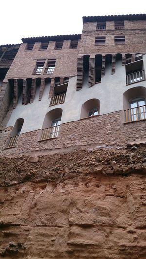 Las Casas Colgantes de Tarazona