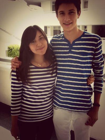 Same Tshirt :)
