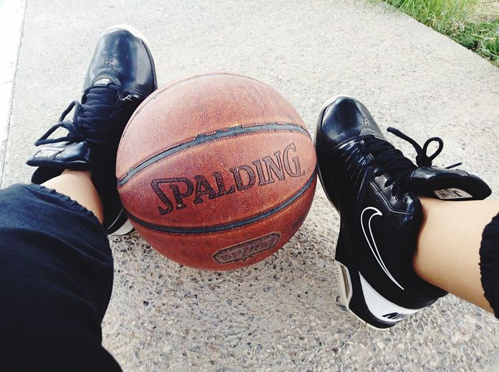 Ball Is Life  Basketball Taking Photos Relaxing Like4like 💛🙈🏀👑
