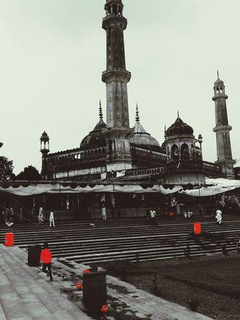 Black And Red Fridays at Old Lucknow, Bada Imambada
