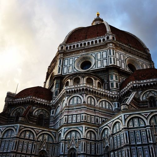 City Life Architecture Low Angle View Spirituality Dome Travel Destinations History