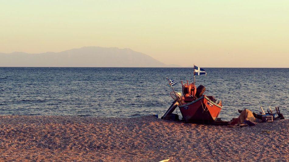 Alexandroupolis No Filter Summer Greece Relaxing Summertime Freedom Beach