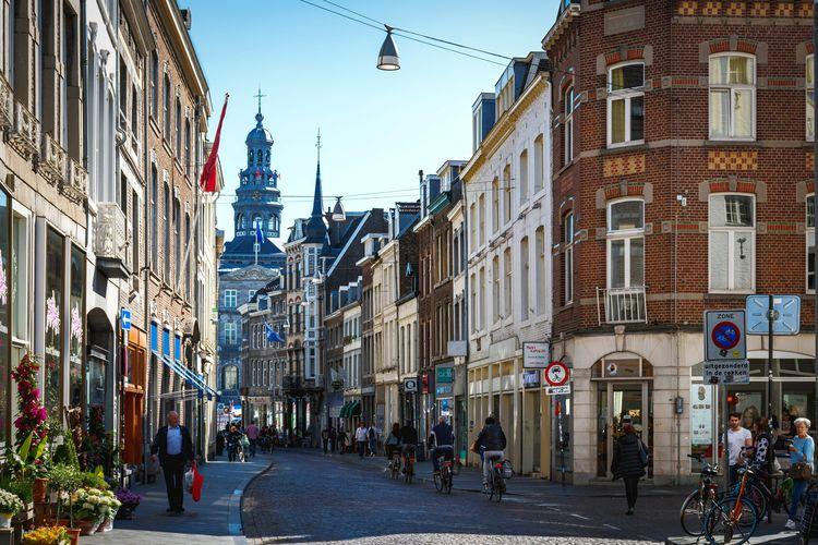 Maastricht city