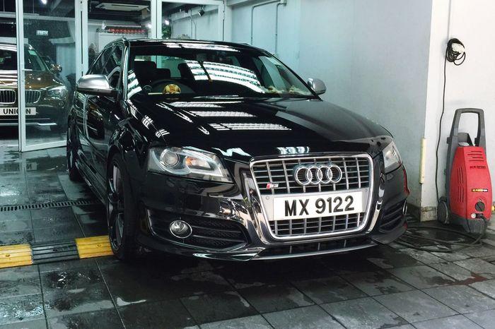 Unicon Pro Shop Auto Beauty Audi Audi S3