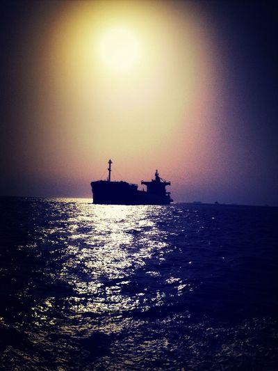 Ship,fun,sea Enjoying Life