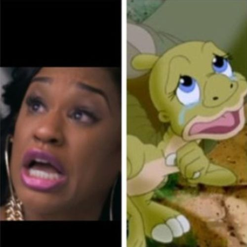 ??...we gotta stop doing Traci like this TraciSteele DJTraciSteele Ducky  TheLandBeforeTime