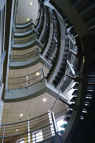 Attheairport Staircase PhonePhotography EyeEm Photooftheday Architecture Interior Views Interior Design Great View Taking Photos Up Up Up