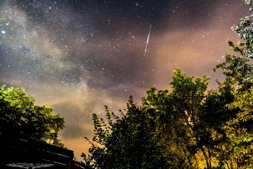 Saarland EOS Lebach Langzeitbelichtung Astrophotography Astronomy 700D