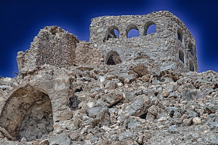 History The Past Architecture Built Structure Ancient Low Angle View Sky Old Ruin Clear Sky No People Old Nature Solid Day Damaged Building Exterior Ruined Travel Destinations Run-down Ancient Civilization Arch Deterioration Outdoors Archaeology Stone Wall