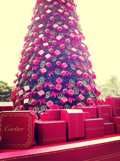 Merry Cartier Christmas!