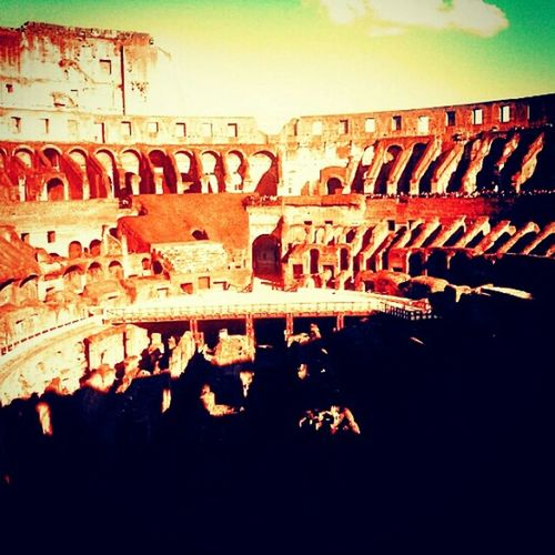 Relaxing Colosseo Roma