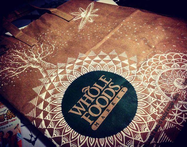 Wholefoods Hawaii Art ArtWork Mandalas Mandala YohkoAmaterraArt My Drawing