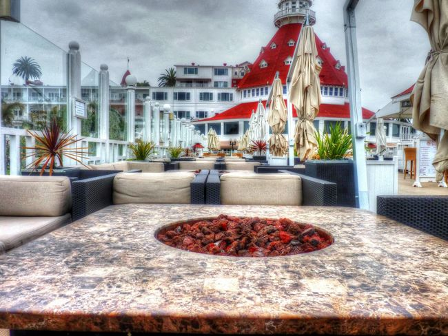 Hotel Del Coronado San Diego Hdr_Collection