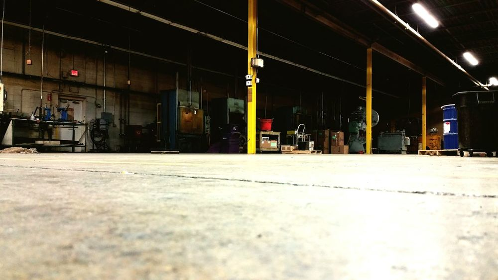 The decline of American Manufacturing Check This Out Hello World Manufacturing, Production; Construction Building Interior Time