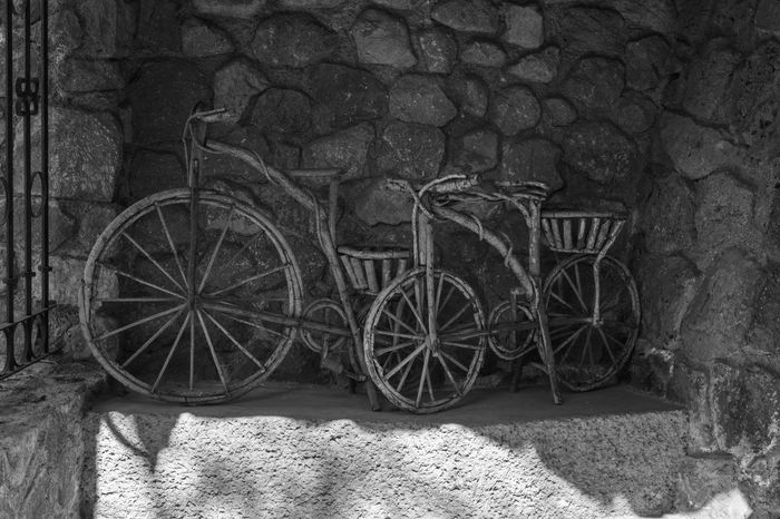 Bicicleta Bycicle Way Bycicle Art Bycicle Photography Bycicle Old Bycicle Lovers Bycicle Photography Adorno Bicicleta Vieja Bicicleta Abandonada Bicicletas Transportation Wheel No People Bicycle Mode Of Transport Stationary Land Vehicle Bicycle Rack Outdoors Day