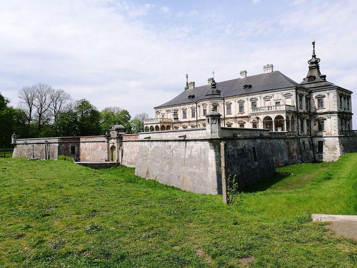 Architecture No People Podhorce Koniecpolscy Jebac_upa Rzeczpospolita Kresy Rezydencja Jebac_bandere