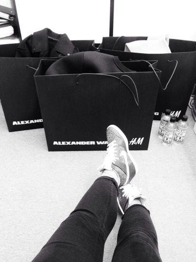 From My Point Of View Alexanderwangxhm Shopping Fashion
