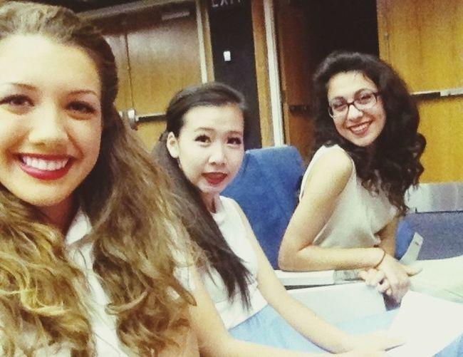 Dress rehearsal day 2!!