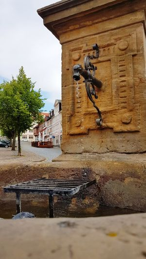 Gotha Building Exterior Architecture Built Structure Outdoors Day No People Water Tree Sky thuringia