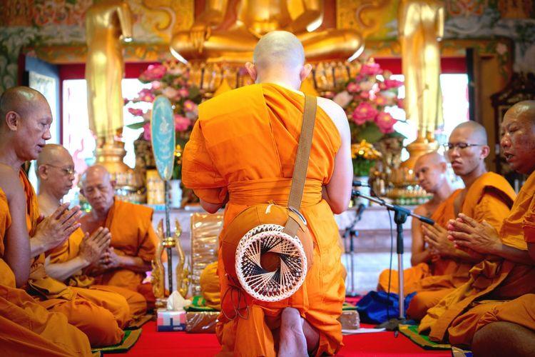 Monk Thai