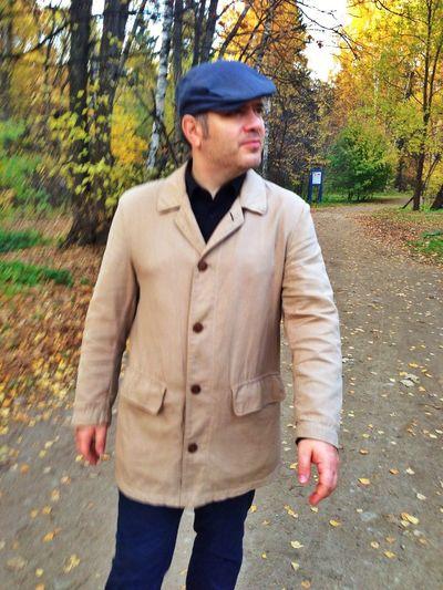 Menfashion Fashion Autumn Moscow