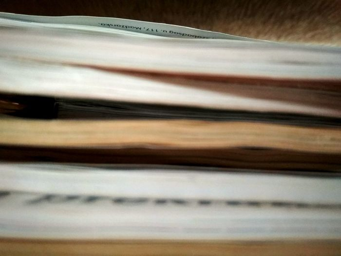 Magazines Staple Stapler, Paper, Office, Stationery Stapled Backgrounds Close-up LINE Textured  Full Frame Repetition Parallel Pattern
