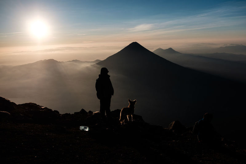 Acatenango Adventure Beautiful Central America Friends Fujifilm Fujifilm_xseries Geology Guatemala Hiking Horizon Mountain Nature Nature_collection Outdoors Peak Serenity Steep Sun Sunrise Traveling Trekking View Volcano