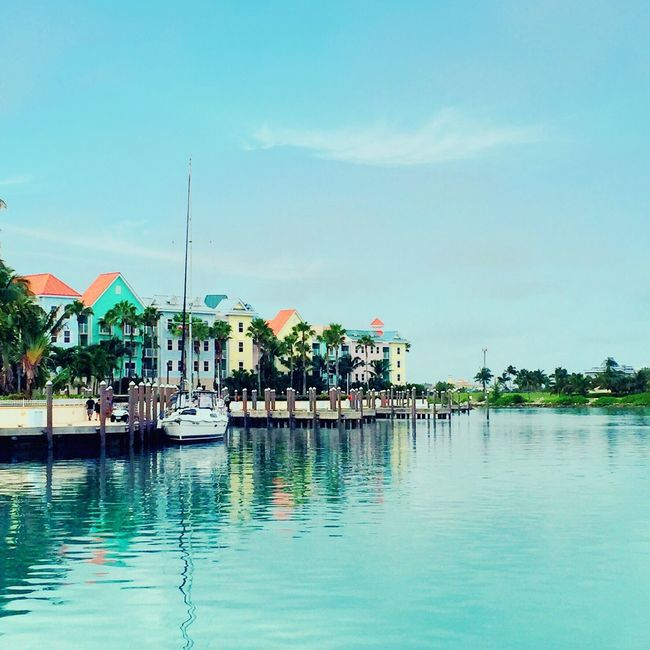 Nassau, Bahamas Travel Photography Holiday Architecture Quiet Moments