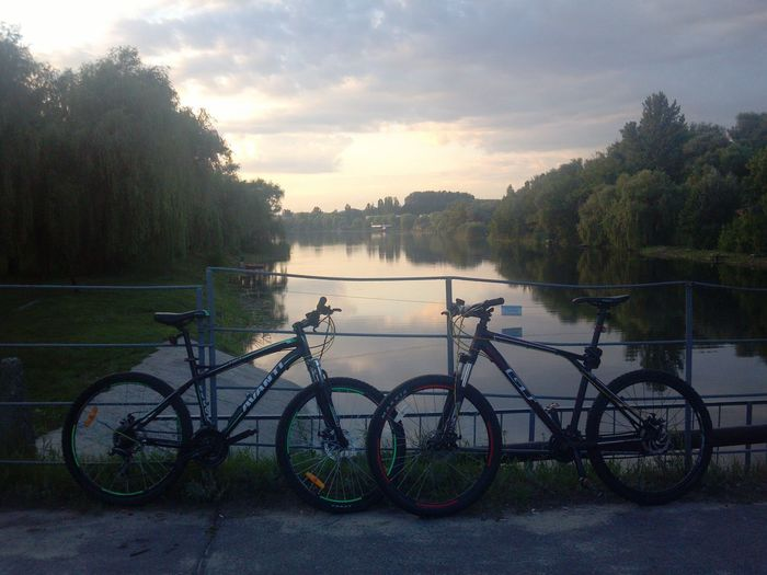 Relaxing Hello World River View Steel Horses Time To Travel Kharkiv