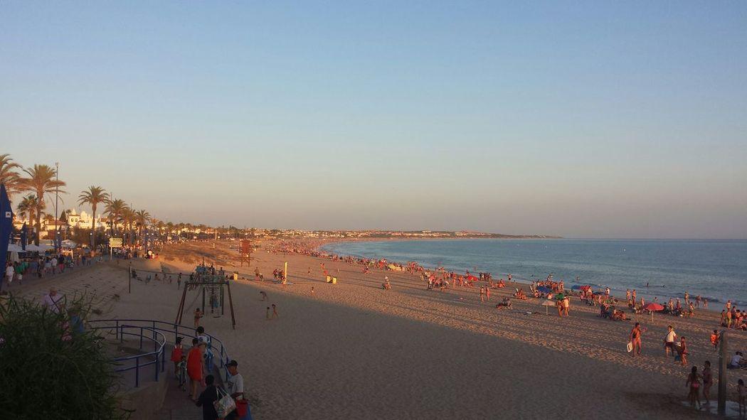 Playa de la Barrosa Chiclana De La Frontera 2015  Vacaciones Locura