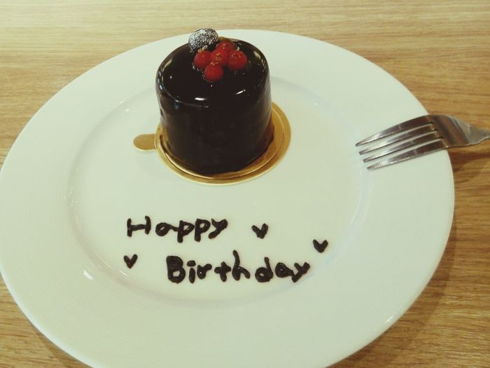 For a special moment Food Dessert Birthday Sweet Food First Eyeem Photo