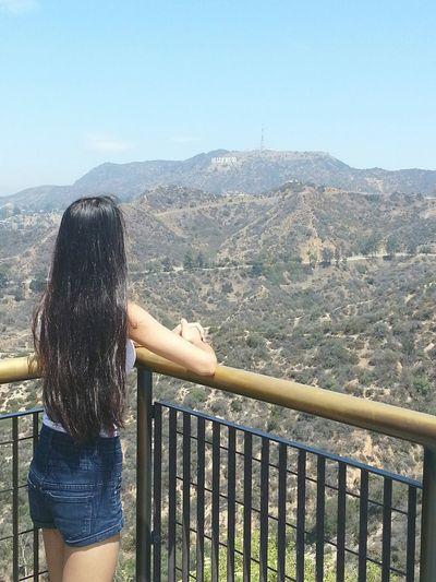 Dream Big Hollywood Sign First Eyeem Photo