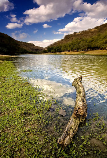 Water Sky Lake