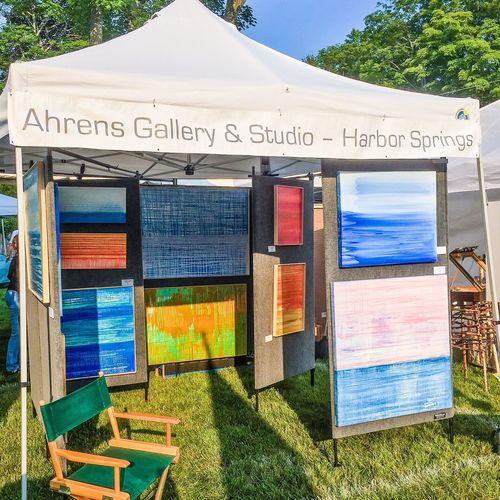 Northern Michigan Puremichigan Harbor Springs Art Fair