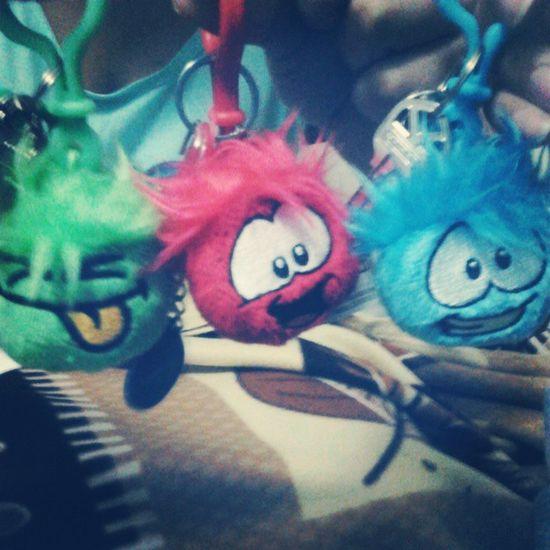 Hasta nuestros llavero son parecidos <3 Llavero Llaves Happy Green red blue bbf friends