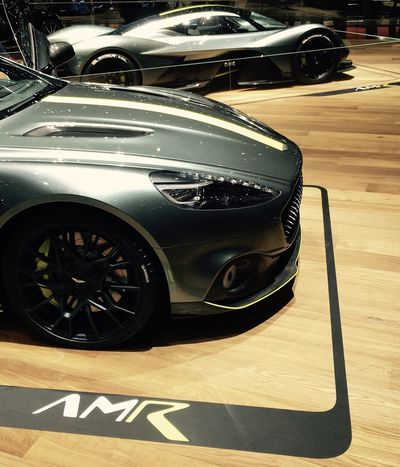 Aston Martin Beautiful Car Dream Cars No People Passion Salon Auto Geneve Transportation