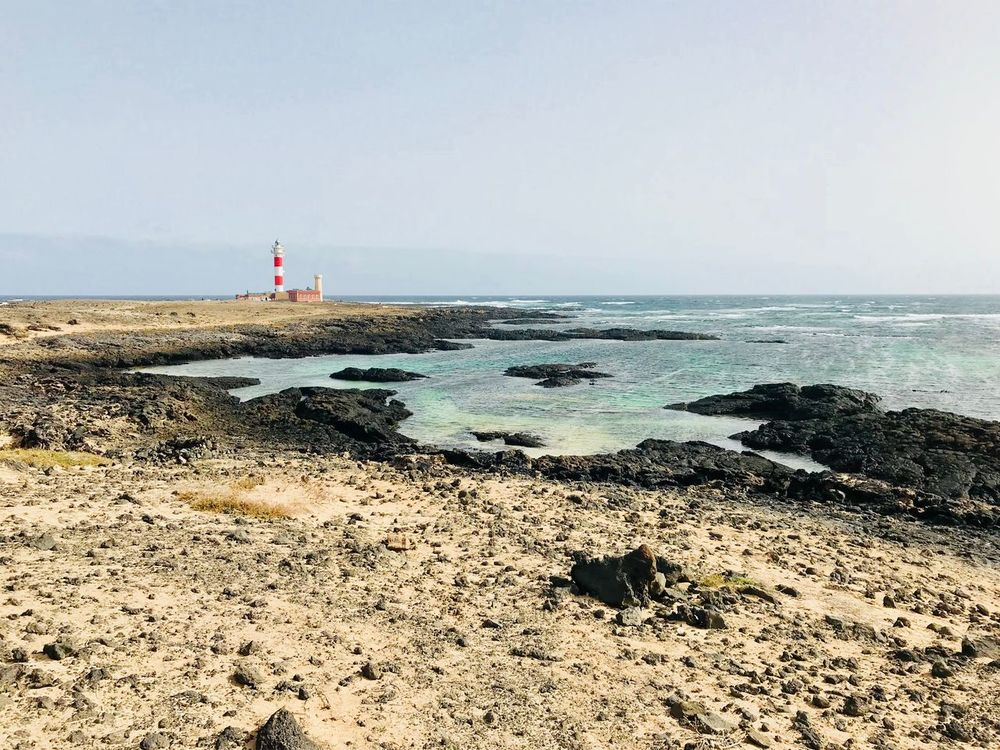 Sea Water Sky Horizon Over Water Horizon Beach Land Scenics - Nature Guidance Beauty In Nature Built Structure Building Exterior Tower Safety Nature Architecture Lighthouse Tranquility Tranquil Scene No People