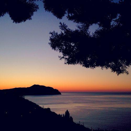 Sea Portofino Sun Morning