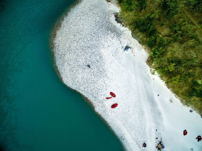 Aerial View Beauty In Nature Day High Angle View India Nature Nautical Vessel Outdoors Scenics Travel Travel Destinations VSCO Vscocam Vscofilm Water