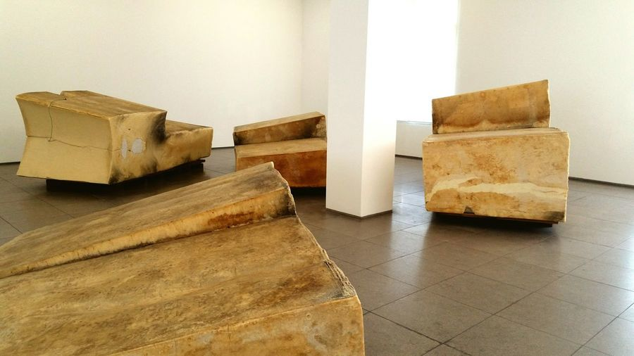 Museum Hamburger Bahnhof Art Germany Berlin OpenEdit Modern Art Beuys Joseph Beuys Blocks