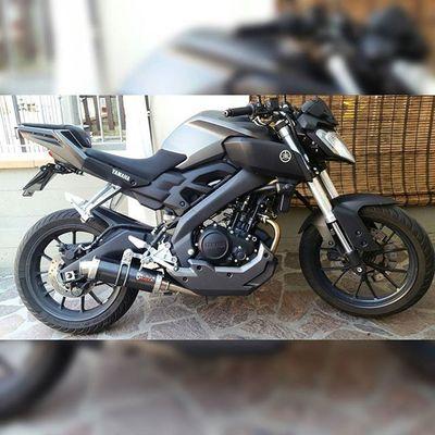 🚧Work in progress🚧 Yamaha Mt125 Mt07 Mt09 Mt03 Mt01 Mivvexhaust GP Gopro Hero4