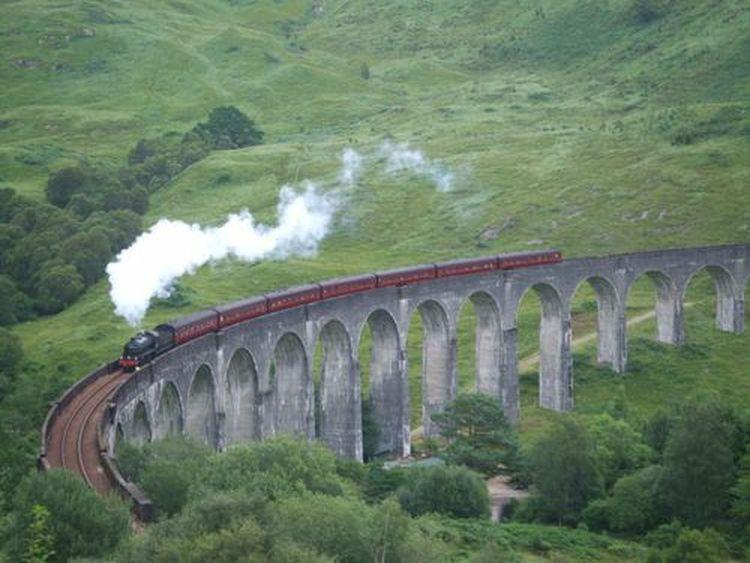 Hogwarts Express 5972