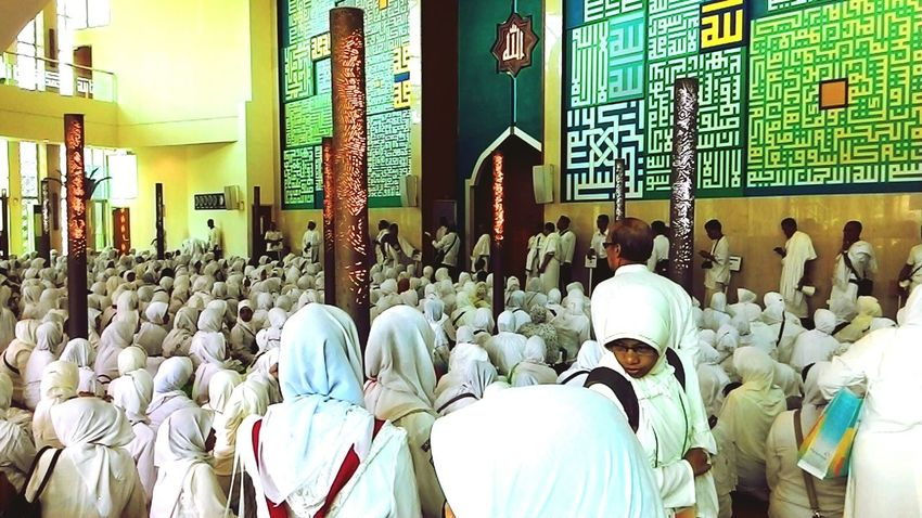 Asian Culture Hajj Manasik Islam In Indonesia