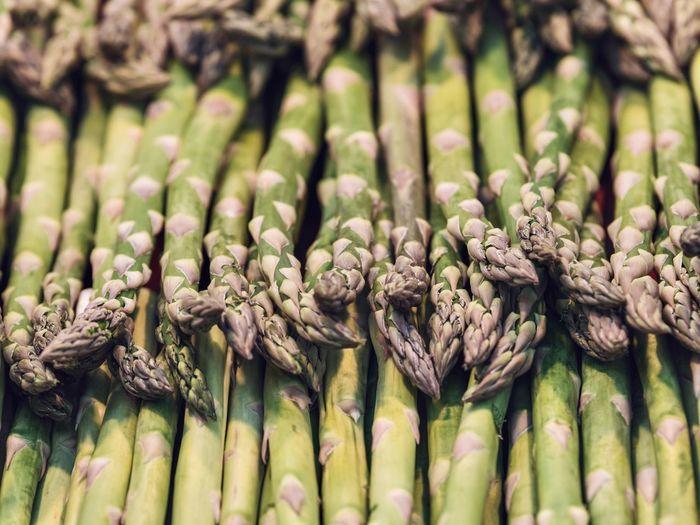 Full frame shot of vegetables in market