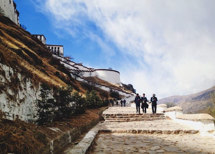 Lhasa, Tibet Temple Tibet Hello World China Hi! Travel