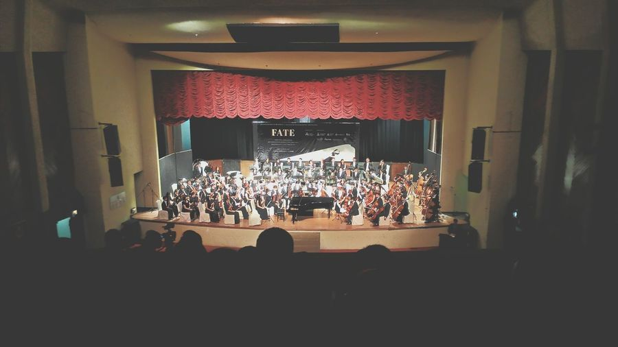 Live Music Beethoven And Some High Class Shit Damm im..sleepy..