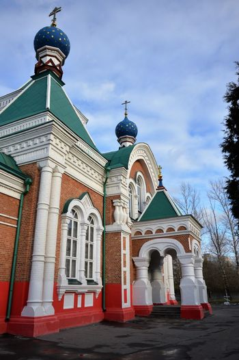 Russian Old Temples...